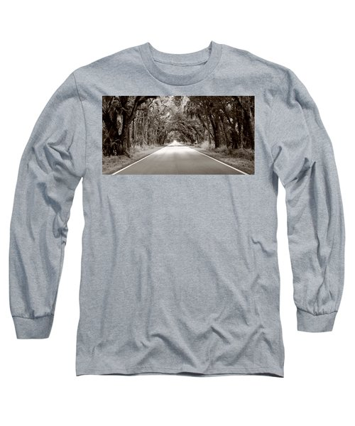 Canopy Of Trees Long Sleeve T-Shirt