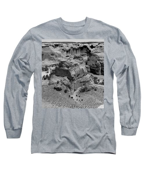 Canyon De Chelly Long Sleeve T-Shirt