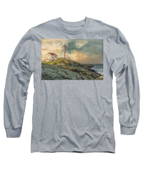 Cape Forchu  Long Sleeve T-Shirt