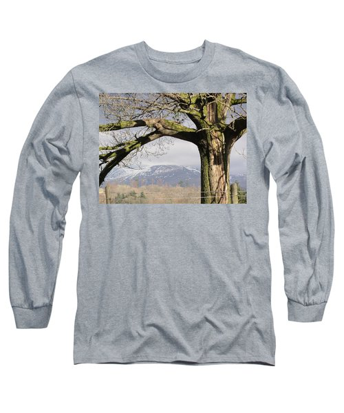 Long Sleeve T-Shirt featuring the photograph Capture The Moment by Tiffany Erdman