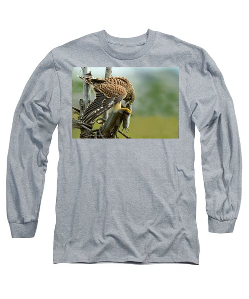 Captured II Long Sleeve T-Shirt