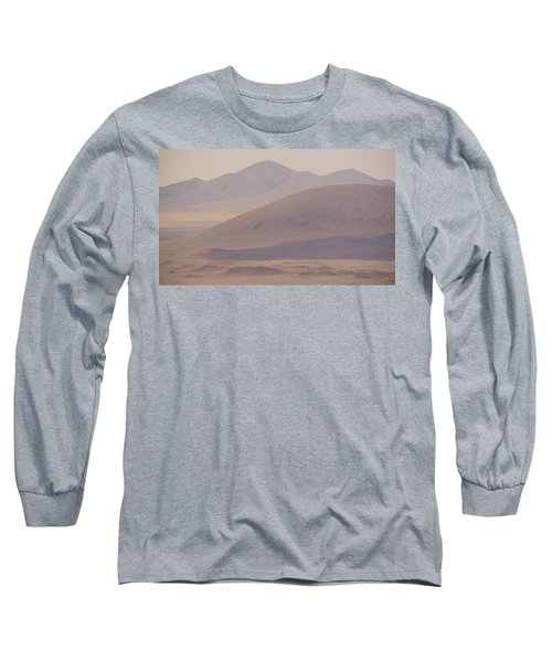 Capulin Volcano View Long Sleeve T-Shirt