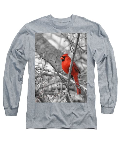 Cardinal Of Hope 002sc Long Sleeve T-Shirt