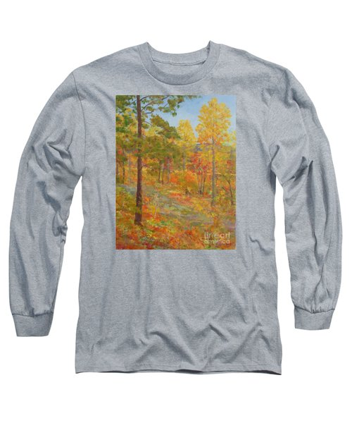 Carolina Autumn Gold Long Sleeve T-Shirt