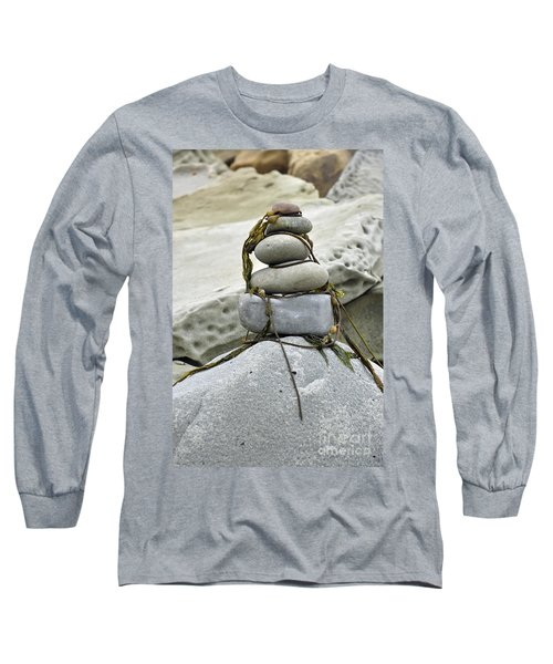 Carpinteria Stones Long Sleeve T-Shirt