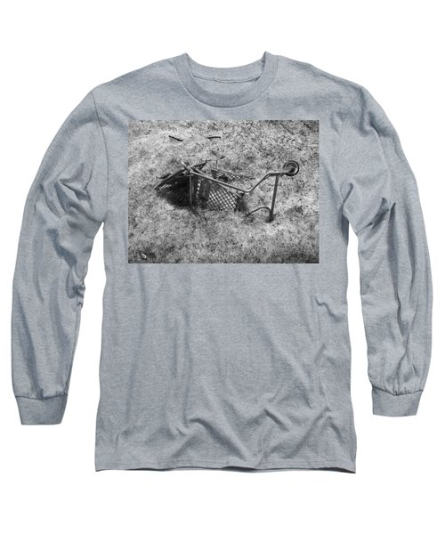 Cart Art No. 17 Long Sleeve T-Shirt