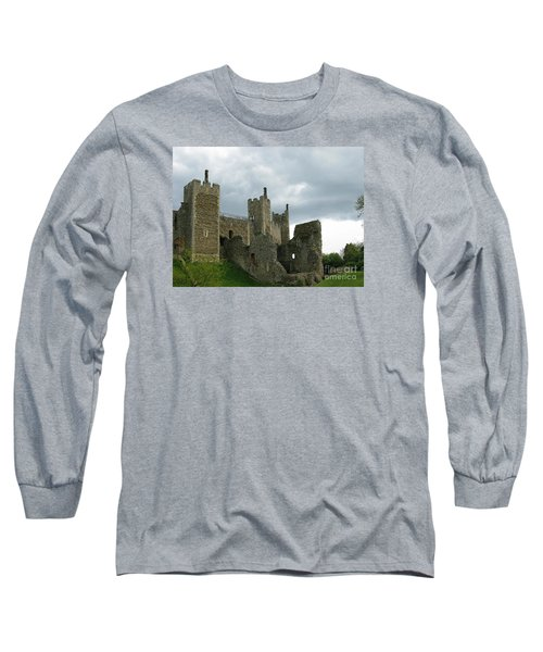 Castle Curtain Wall Long Sleeve T-Shirt