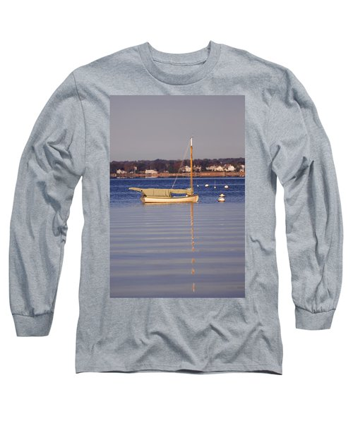 Cat Boat Long Sleeve T-Shirt