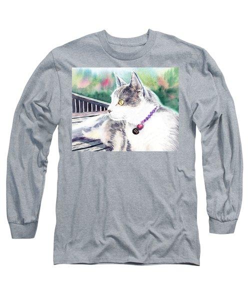Cat Long Sleeve T-Shirt