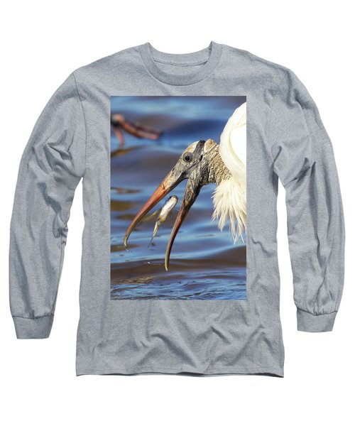 Catch Of The Day Long Sleeve T-Shirt by Bruce J Robinson