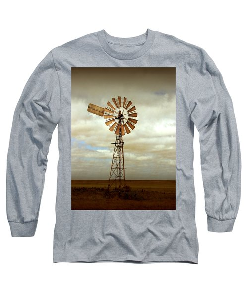 Catch The Wind Long Sleeve T-Shirt by Holly Kempe