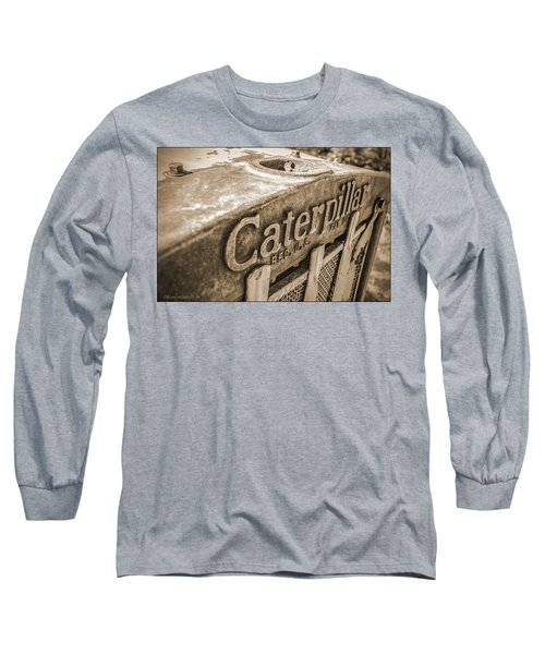 Caterpillar Vintage Long Sleeve T-Shirt