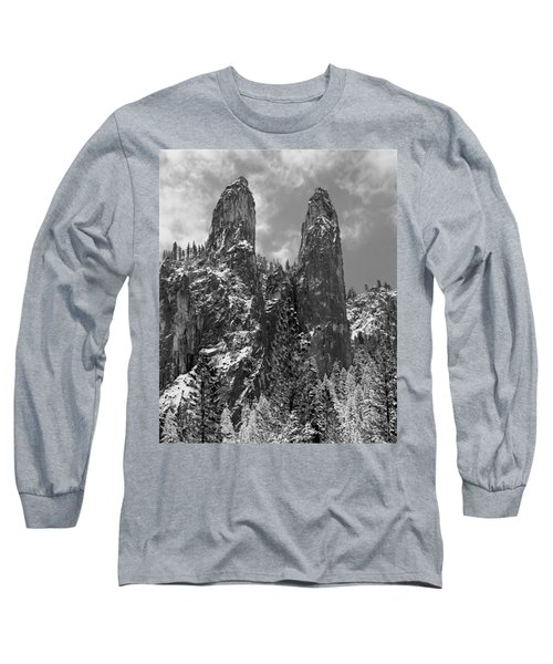 Cathedral Spires Long Sleeve T-Shirt