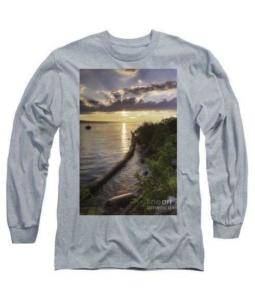 Cayuga Sunset II Long Sleeve T-Shirt