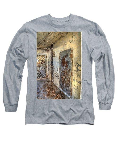 Chain Gang-2 Long Sleeve T-Shirt