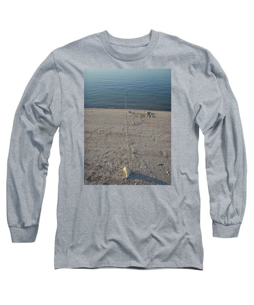 Long Sleeve T-Shirt featuring the photograph Champagne Chillin by Robert Nickologianis