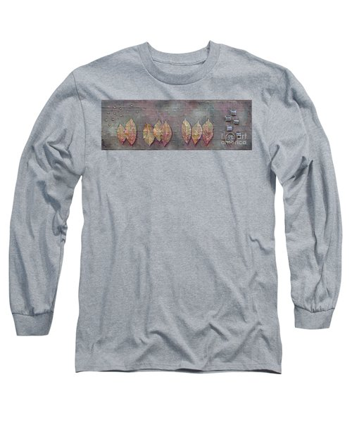 Changing Leaves Long Sleeve T-Shirt