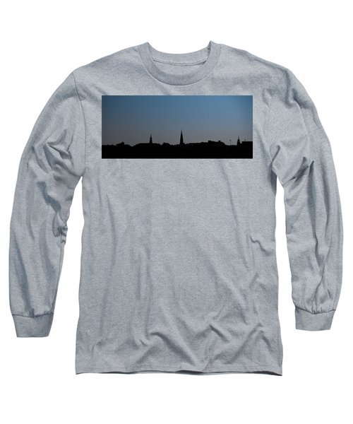 Charleston Silhouette Long Sleeve T-Shirt