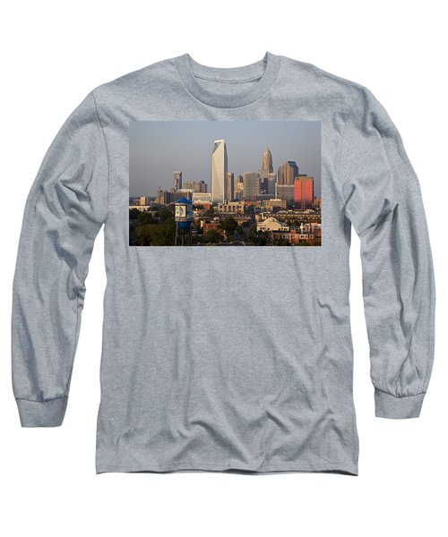 Charlotte In The Late Afternoon Long Sleeve T-Shirt