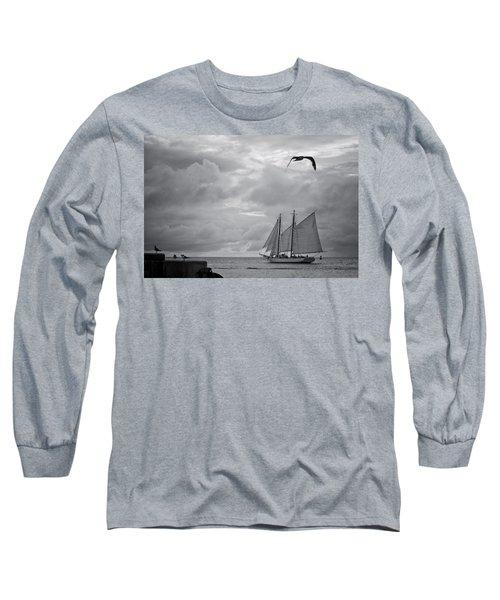 Chasing The Wind IIi Long Sleeve T-Shirt