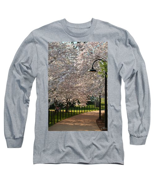 Cherry Blossoms 2013 - 060 Long Sleeve T-Shirt
