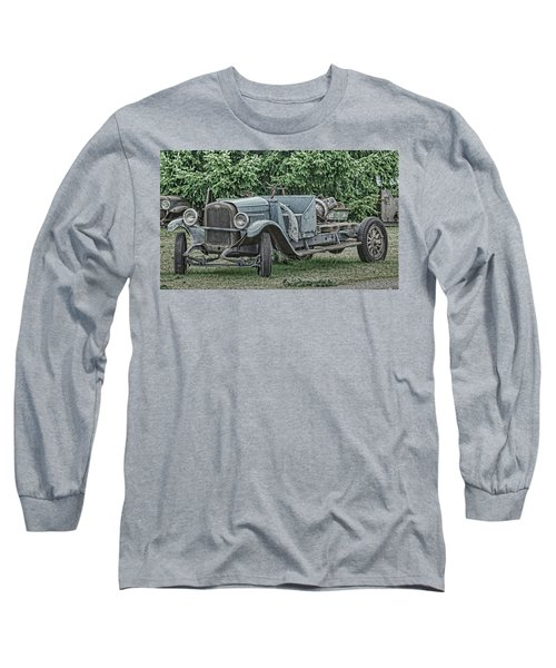 Chevy Truck By Ron Roberts Long Sleeve T-Shirt