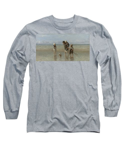 Children Of The Sea Long Sleeve T-Shirt