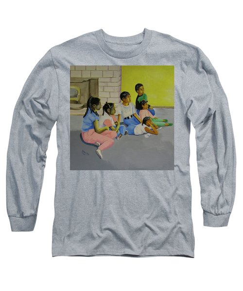 Children's Attention Span  Long Sleeve T-Shirt