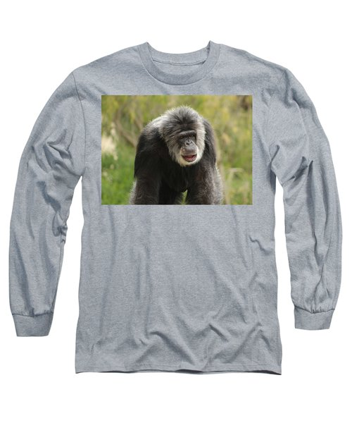 Chimpanzee Long Sleeve T-Shirt