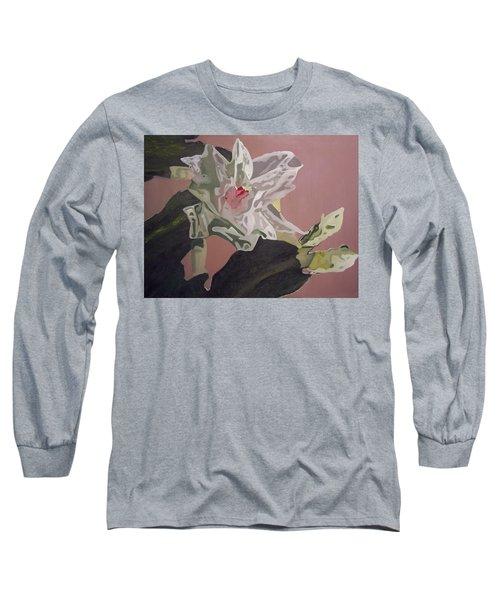 Christmas Bloom Long Sleeve T-Shirt