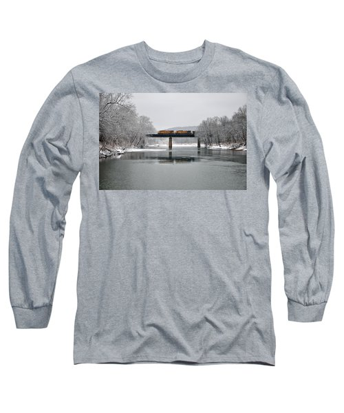 Christmas Coal Long Sleeve T-Shirt