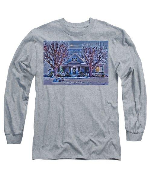 Christmas Memories Long Sleeve T-Shirt