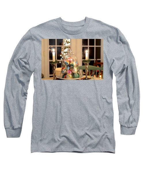 Christmas Ornaments Long Sleeve T-Shirt