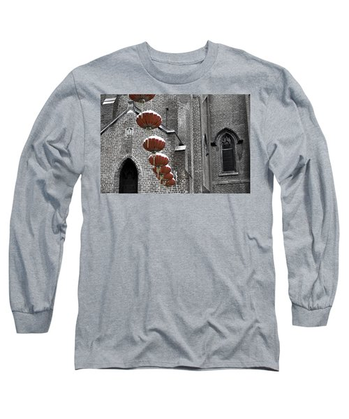Church Lanterns Long Sleeve T-Shirt