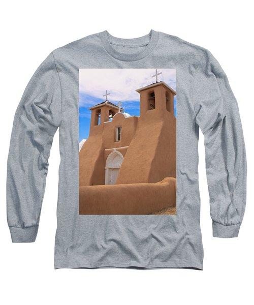 Church Of San Francisco De Asis Long Sleeve T-Shirt