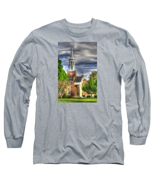 Church Of The Abiding Presence 1a - Lutheran Theological Seminary At Gettysburg Spring Long Sleeve T-Shirt