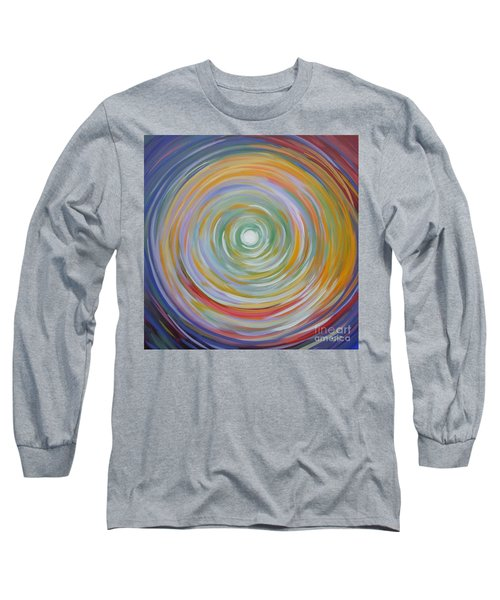Circle In A Square Long Sleeve T-Shirt