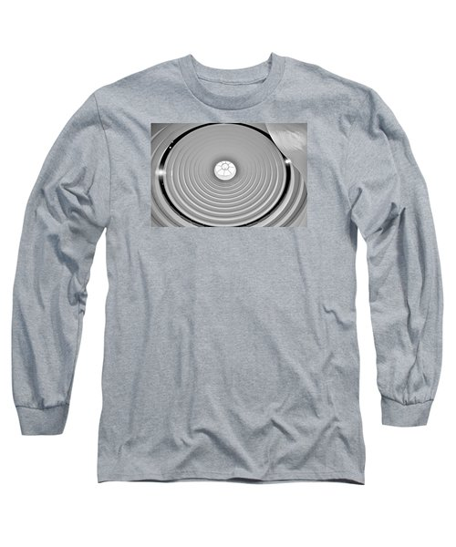 Circular Dome Long Sleeve T-Shirt
