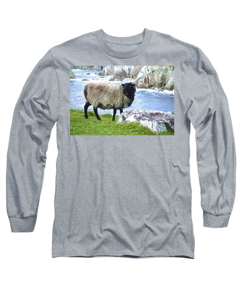 Clew Bay Sheep Long Sleeve T-Shirt