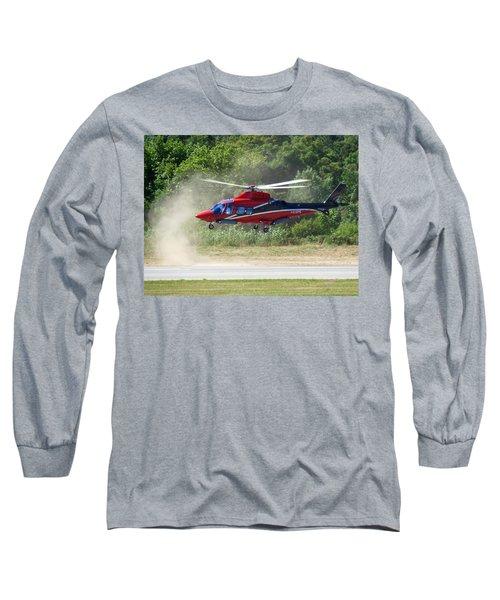Close Landing  Long Sleeve T-Shirt