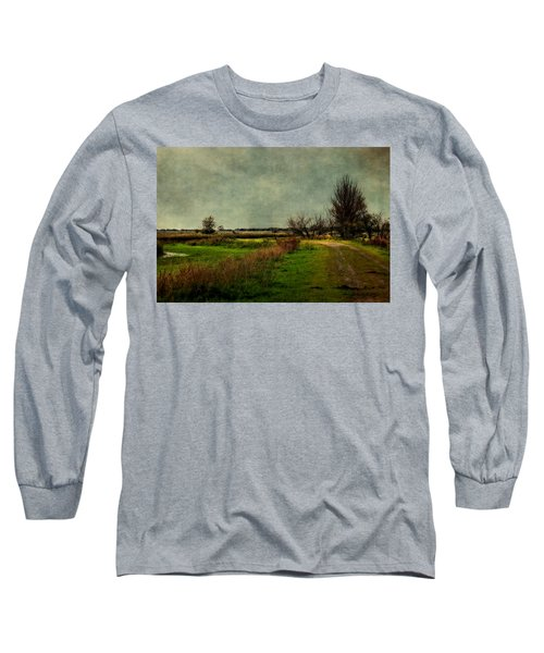 Cloudy Day Long Sleeve T-Shirt