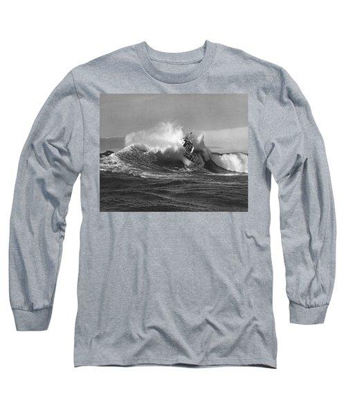 Coast Guard Surf Rescue Boat Long Sleeve T-Shirt