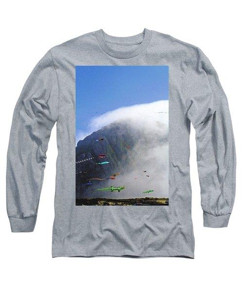 Coastal Kites Long Sleeve T-Shirt