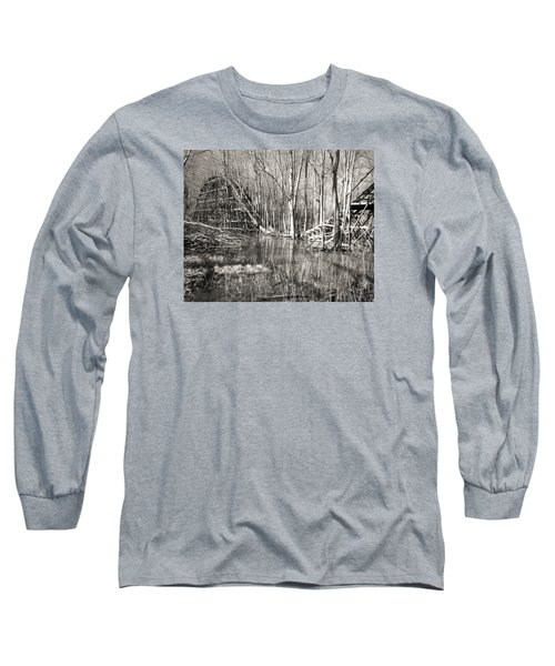 Coaster Reflections Long Sleeve T-Shirt by William Beuther