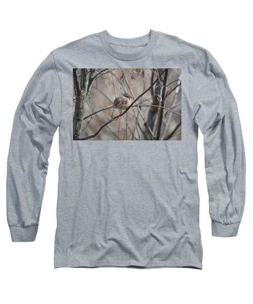 Cold Long Sleeve T-Shirt by James Petersen