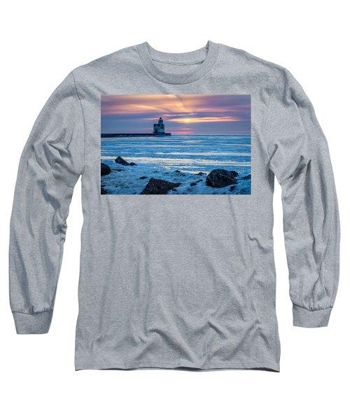 Cold Pastels Long Sleeve T-Shirt