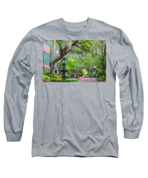 College Of Charleston Long Sleeve T-Shirt