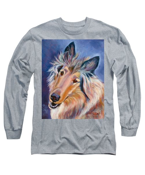 Collie Star Long Sleeve T-Shirt