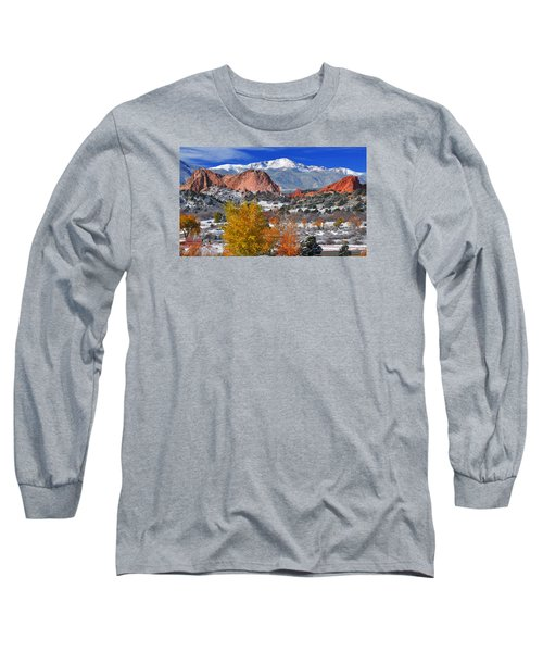 Colorful Colorado Long Sleeve T-Shirt