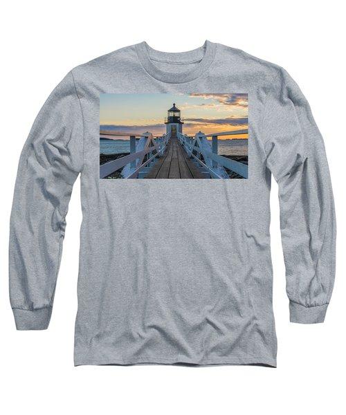 Colorful Ending Long Sleeve T-Shirt